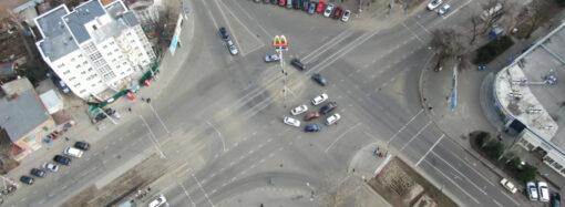 Основатель одесской службы такси рассказал, как избежать пробок на Фонтане (видео)