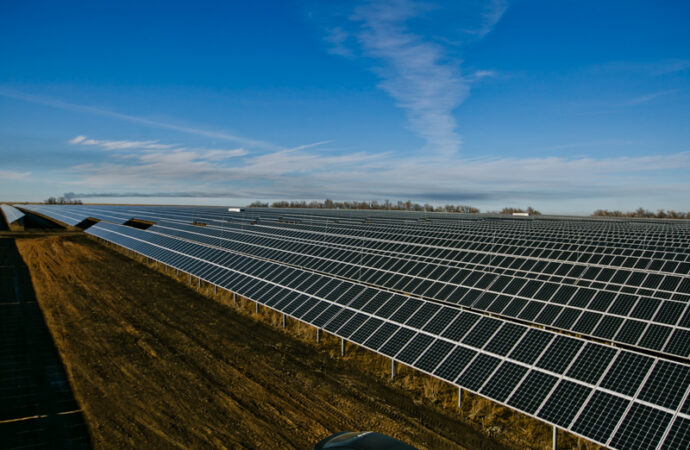 В Одесском регионе появится солнечная электростанция
