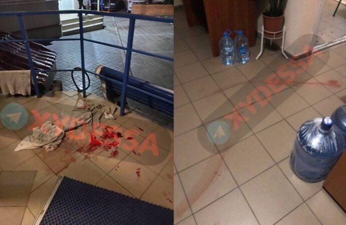 Очевидцы сообщают о стрельбе в Одессе: домушник ранил мужчину