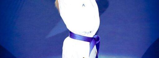 Одесская каратистка Анжелика Терлюга победила на престижном турнире в Лиссабоне (видео финального боя)