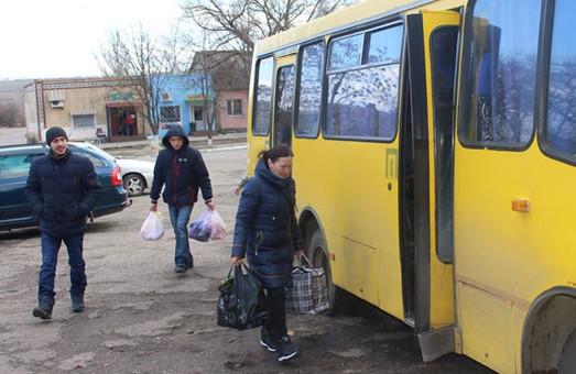 В Одесской области запустили бесплатный автобус для льготников
