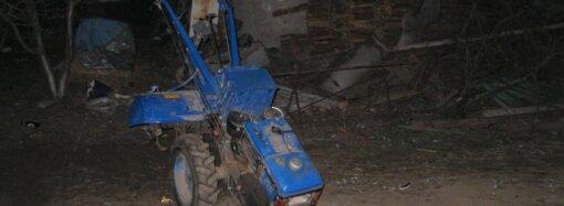 На Одещині 5-річний хлопчик потрапив під фрезу мотоблоку, коли його батько орав присадибну ділянку
