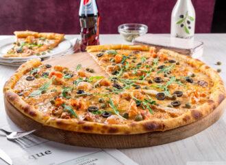 Пицца по-французски, сыр со вкусом куркумы и зимний салат: три рецепта оригинальных блюд