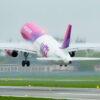 Авіакомпанія Wizz Air на 3 місяці призупинить виконання рейсів та продаж квитків з Одеси