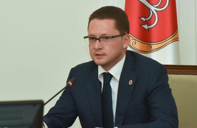 Заместитель мэра Одессы Вугельман заразился коронавирусом