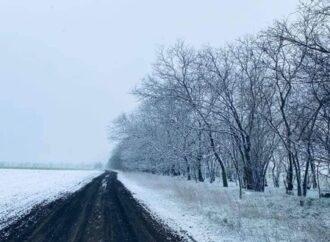 Что произошло в Одессе 31 марта: густой снег и гибель в результате оползня