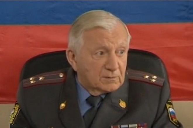 Георгий Штиль в сериале «Улицы разбитых фонарей»