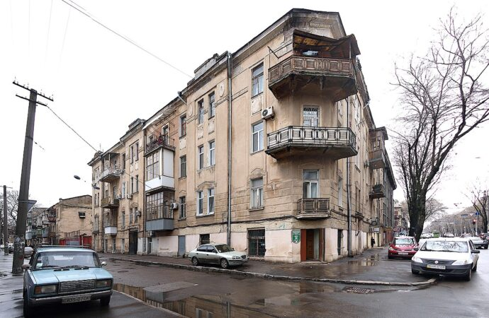 Какие дома в этом году отремонтируют в Одессе в первую очередь: список