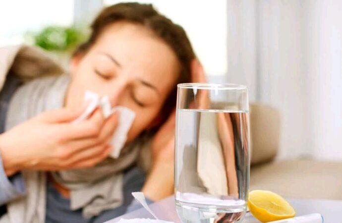 В Україні за тиждень внаслідок грипу померло дев'ять людей