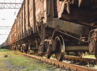 """На Одещині на металобрухт здали кілька десятків коліс для вагонів """"Укрзалізниці"""""""