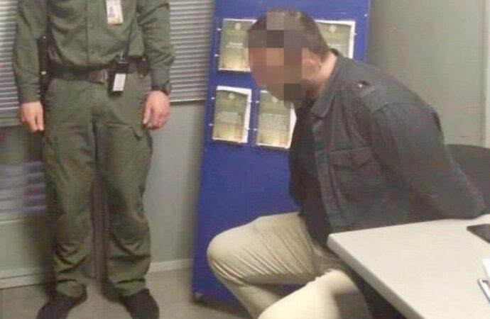 В одесском аэропорту задержали турка: его разыскивал Интерпол