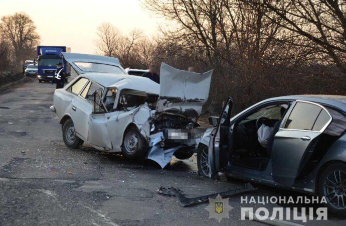 ДТП в Одесской области: один человек погиб, четверо пострадало