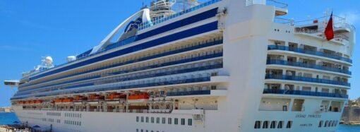 На лайнере с украинцами близ Калифорнии у 21 человека нашли коронавирус