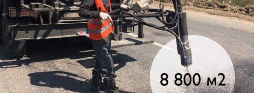 В Одесском регионе ремонтируют автодороги: где и какие