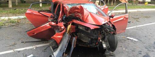Постраждала 36-річна пасажирка: на Одещині патрульний у нетверезому стані спричинив ДТП