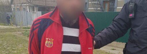 На Одещині після скоєння крадіжки чоловік намагався втекти на маршрутному таксі