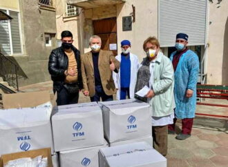 """Для одесситов, борющихся с коронавирусом, учредили проект """"Накорми ближнего"""""""