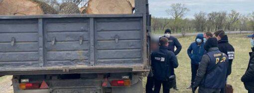 На Одещині лісника затримали під час отримання 25 000 гривень хабара