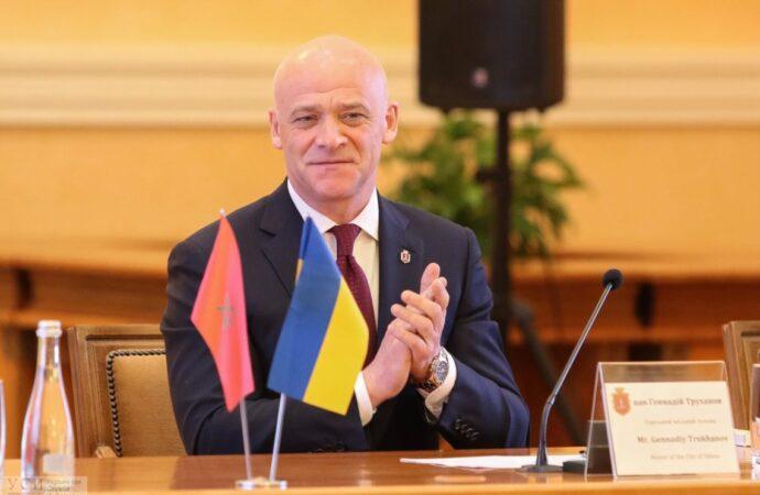 Карантин: в Одесі відтермінували щорічний звіт міського голови перед територіальною громадою міста