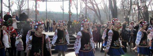 Масленица на Дерибасовской — в украинских народных традициях