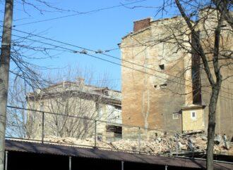 В Одессе снесли баню на Торговой: что там сейчас (фото)