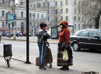 Одесса, день пятый: карантинные «картинки» с улиц города (фото)