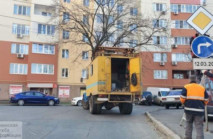 На Пишоновской улице с сегодняшнего дня будет одностороннее движение