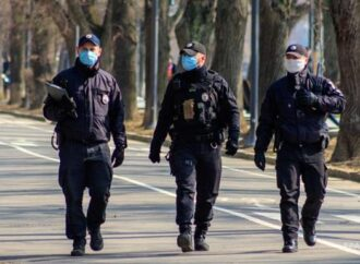 Майские праздники: подразделения МВД перейдут на усиленный режим работы и задействуют авиацию