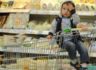 Продуктовый ажиотаж: что в одесских супермаркетах?