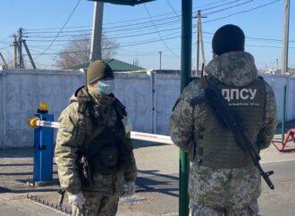 На границе с Приднестровьем в Одесской области застряли пассажирские автобусы