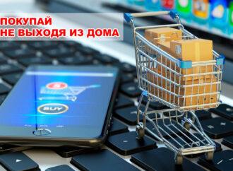 ПОКУПКИ онлайн С ДОСТАВКОЙ – экономят время, а главное ЗДОРОВЬЕ!