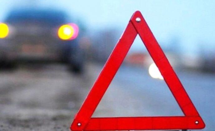 ДТП на 7-м километре в Одессе: столкнулись сразу 5 автомобилей (видео)