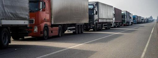 Температурний режим: на Одещині обмежать рух багатотонних вантажівок