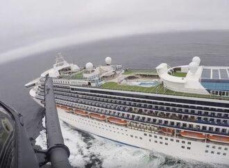 Коронавирус на лайнере Grand Princess: украинским морякам помощь никто не предлагал