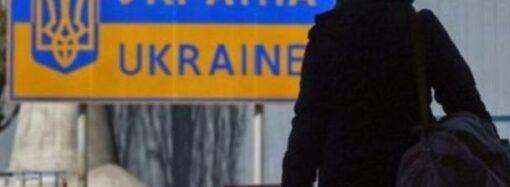 Украина закрыла граница для иностранцев: есть исключения