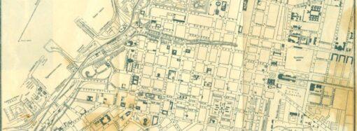 200 лет за две минуты: одессит создал анимационную карту города (видео)