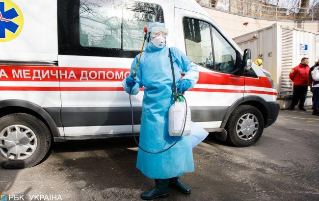 Украинцев будут тестировать на коронавирус на дому