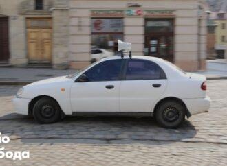 Нагадають дотримуватися умов карантину: в Одесі курсуватимуть рятувальники у автомобілях з гучномовцями