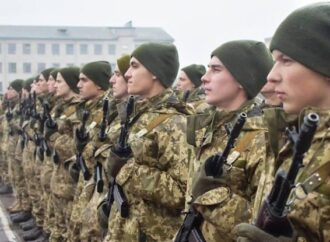 Призыв в украинскую армию отменен на время карантина