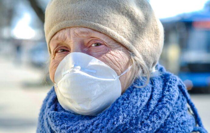 Третина нових інфікованих COVID-19 в Одеській області – пенсіонери