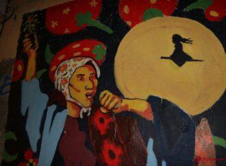 В Одесі побільшало настінних малюнків: один із них намалював іноземець (фото)
