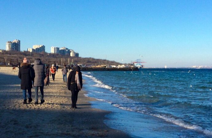 Погода на 1 квітня. У цей день в Одесі буде сонячно