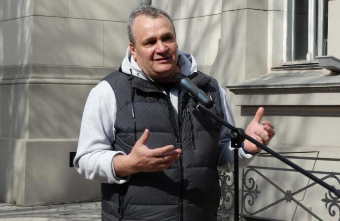 В Одессе автора 12-го стула наградили почетным знаком Маразли