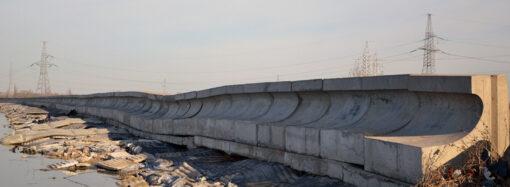 Хаджибейская дамба на грани прорыва: в Одесской мэрии разрабатывают план ее спасения