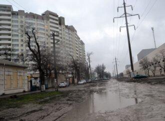 В Одессе полиция через суд наказала чиновника за разбитую дорогу