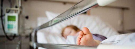 В Одесской области умер младенец: могло быть убийство