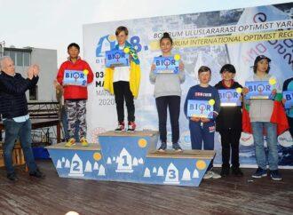 Юный спортсмен из Сергеевки победил на международной парусной регате в Турции