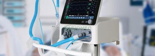 Одеська юридична академія придбала дефіцитні апарати вентиляції легень