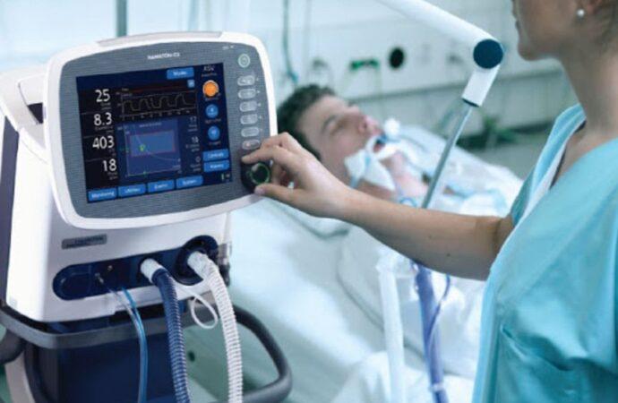 Коронавирус: в Одесской области есть всего 72 аппарата искусственной вентиляции легких
