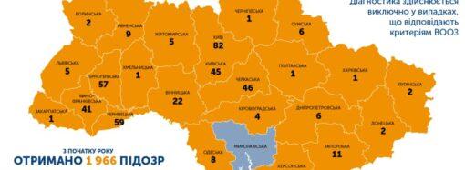 За сутки в Украине зафиксировали 109 новых случаев COVID-19: вирус подтвержден уже у 418 человек